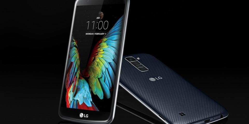 K серията на LG идва в България