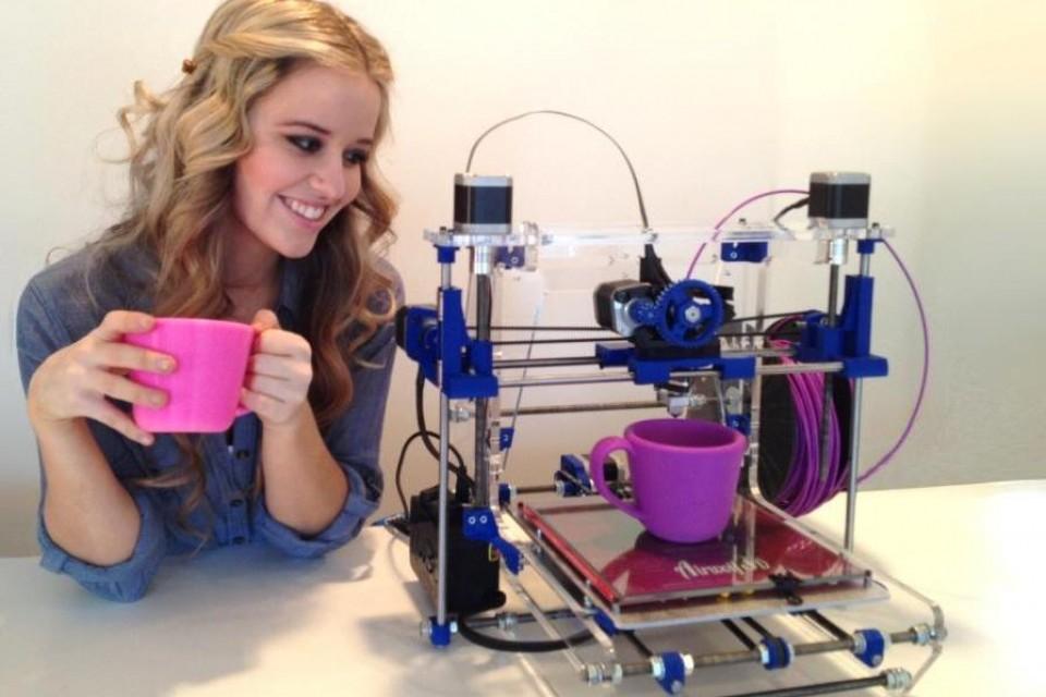 Изпаренията при 3D печата са вредни за здравето
