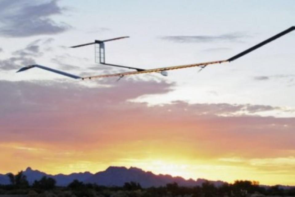 Великобритания планира да купи соларен дрон