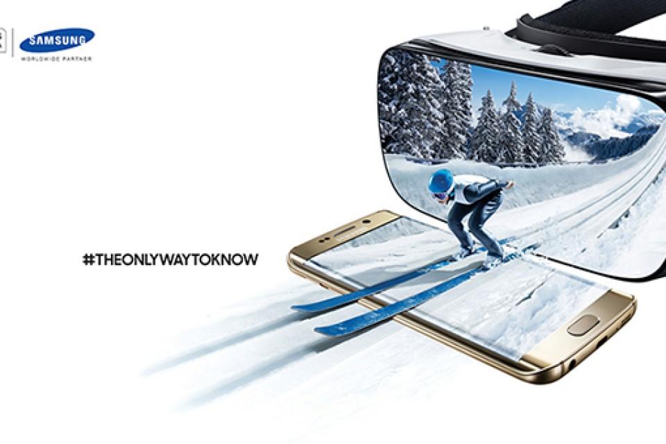Samsung обяви нова олимпийска инициатива за виртуална реалност