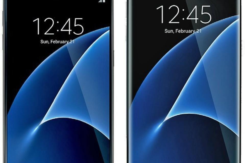 Първи качествени снимки на Galaxy S7 и Galaxy S7 Edge