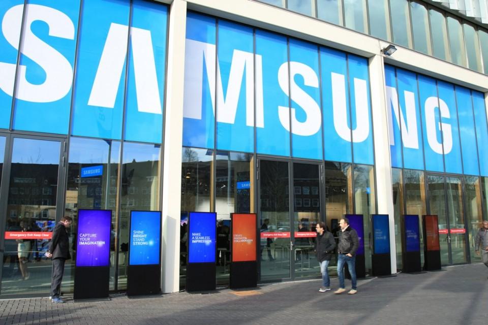 Samsung е лидер на пазара на решения за електронни подписи