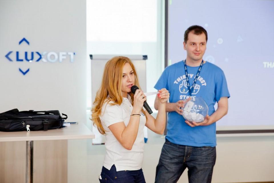 Luxoft България представи тенденции в сферата на Big Data проектите