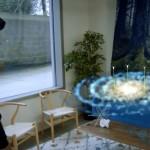 HoloLens Galaxy Explorer