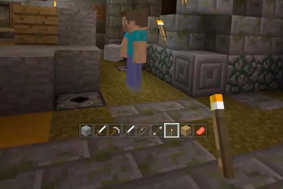 Minecraft вече е достъпна в Samsung Gear VR (видео)