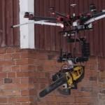 drone s rezachka