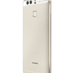 Huawei P9 Silver_sandblasted