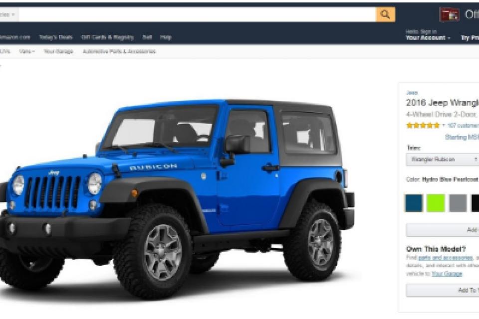 Amazon навлиза в бизнеса с коли