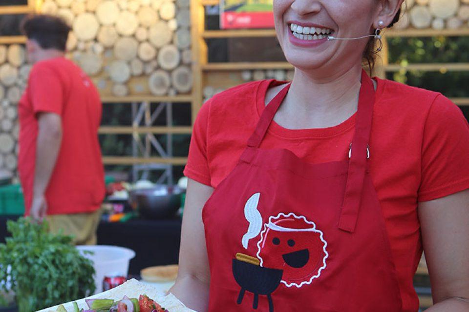 Инициативата на Coca-cola #ДаСеХранимЗаедно с незабравимо грил-изживяване и във Варна