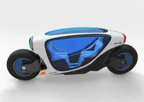 Cyclotron autonomous car future