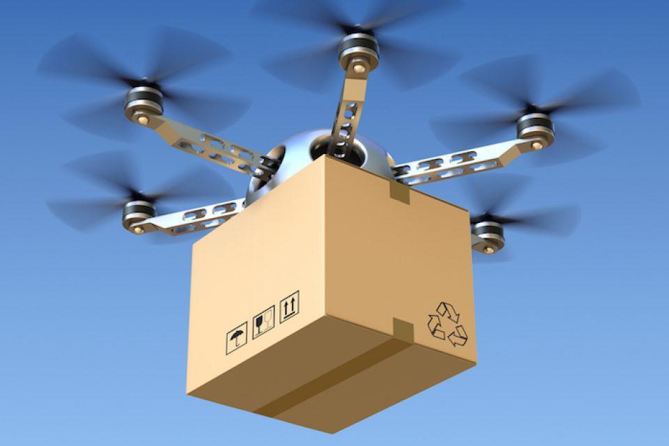"""""""Алфабет"""" започва доставки с дронове в Европа"""