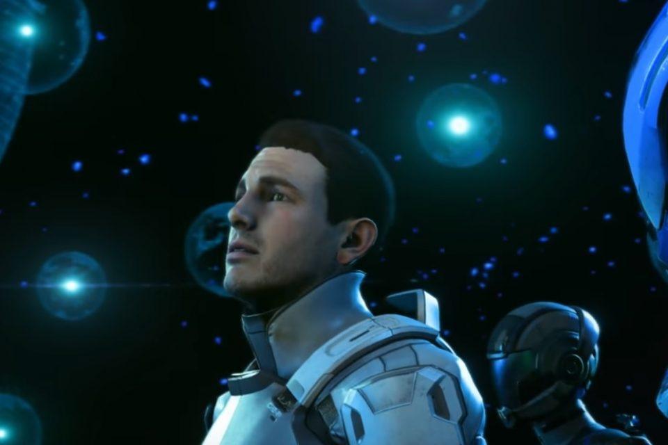 BioWare показа част от геймплея на Mass Effect: Andromeda