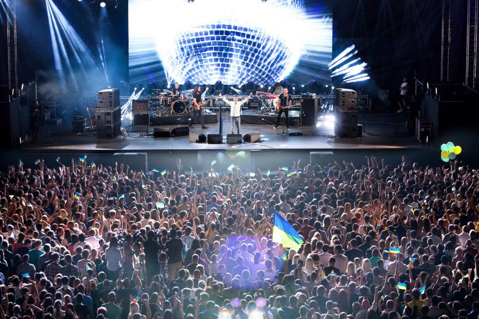 Световното турне на украинската рок банда ОКЕАН ЕЛЬЗИ с рекордни продажби в Европа и САЩ