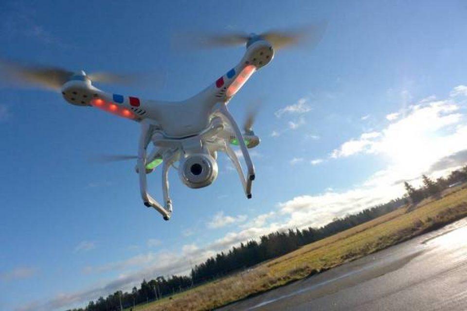 Мистериозни гигантски дронове летят в небето на САЩ