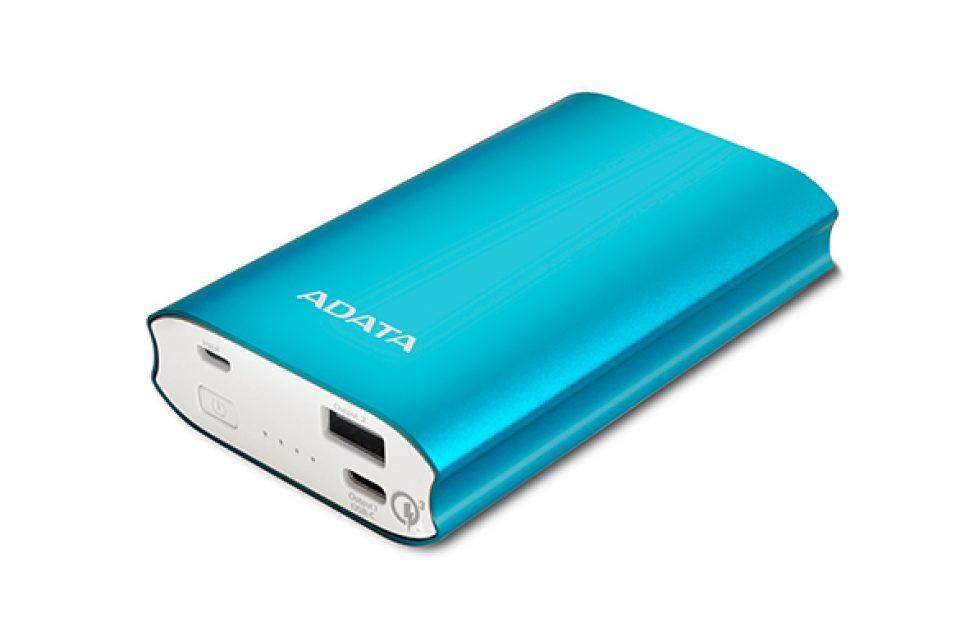ADATA представя най-бързата си външна батерия