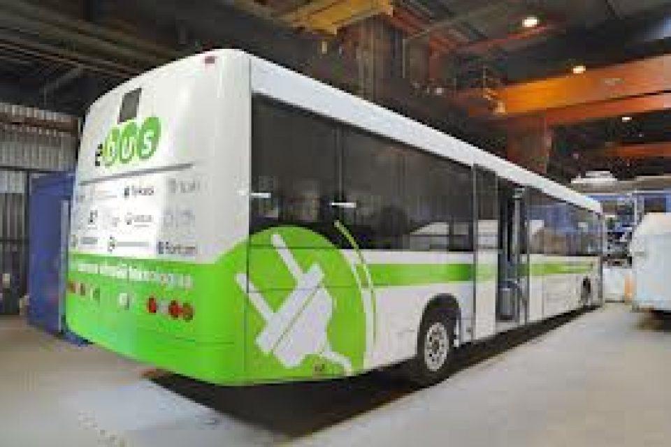 В София тръгна нов електробус