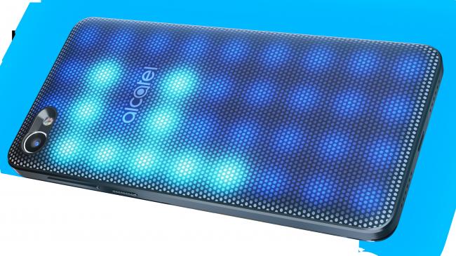 Alcatel A5 LED 3