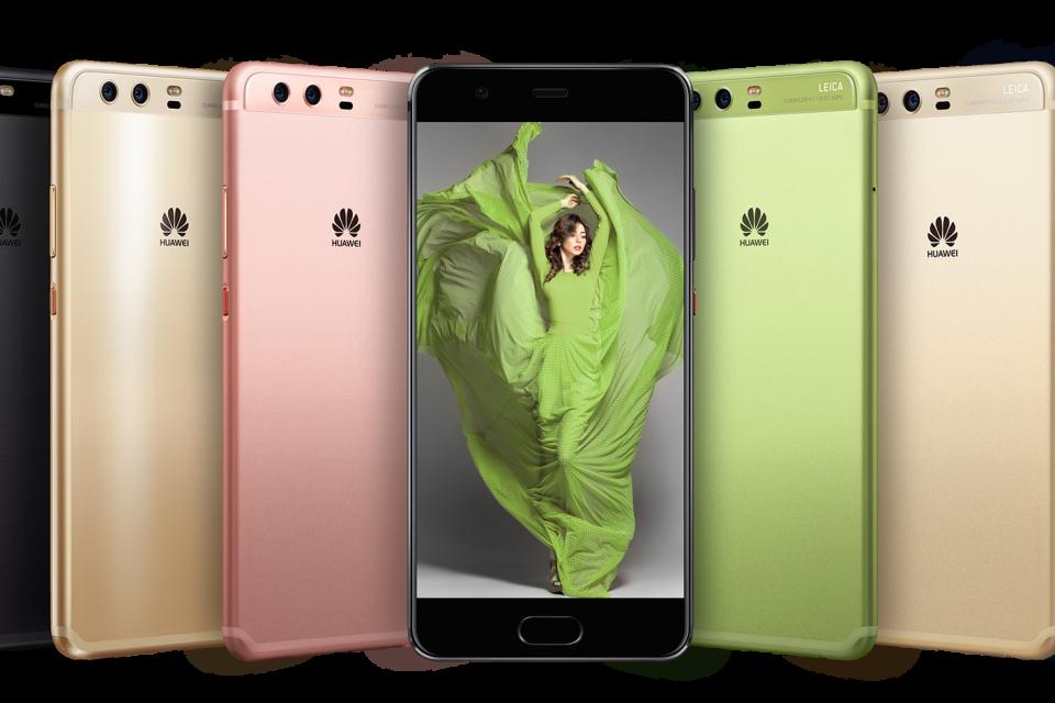 Huawei представи новите флагшип модели за 2017 година –  P10 & P10 Plus