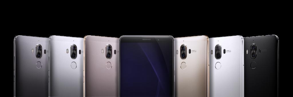 Huawei Mate 9_Group