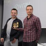 Petar Vlado Chaos Group Oscar