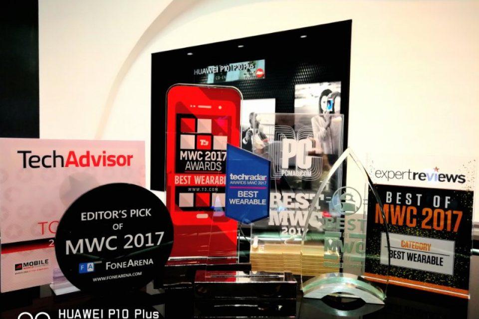 HUAWEI спечели 16 награди на мобилния конгрес в Барселона