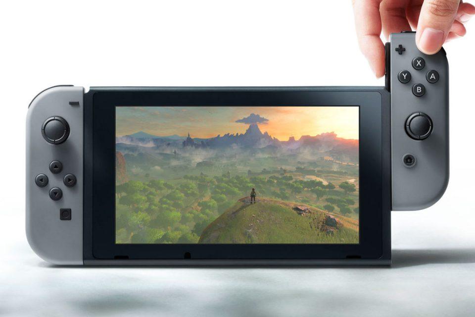 Конзолата Nintendo Switch е продадена 2.74 милиона пъти за месец