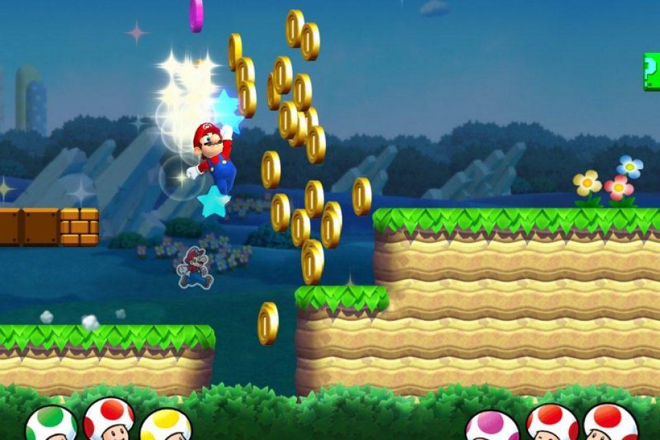 Излиза Android версията на Super Mario