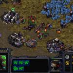 StarCraft terran Blizzard