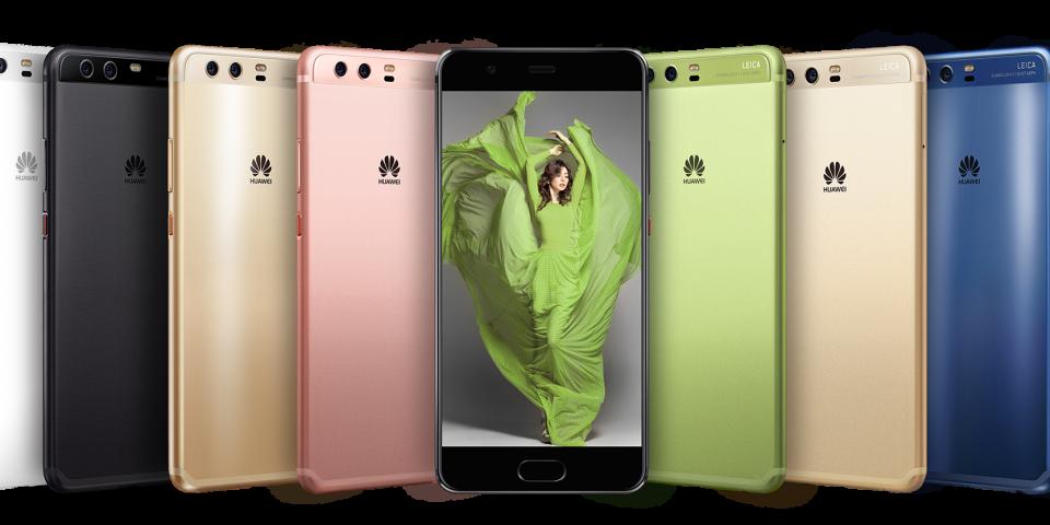 Доставките на смартфони Huawei са се увеличили с 21.6% на годишна база през първото тримесечие на 2017 година