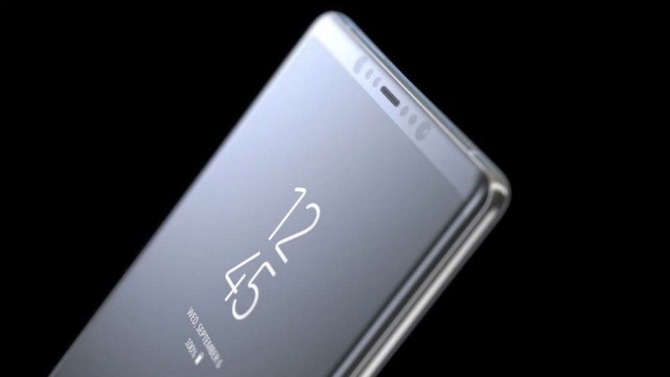 Note 8 concept