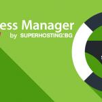 SuperHosting WP Manager
