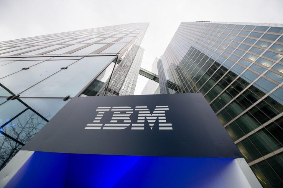 IBM може да прекрати черната серия от понижаване на акциите си