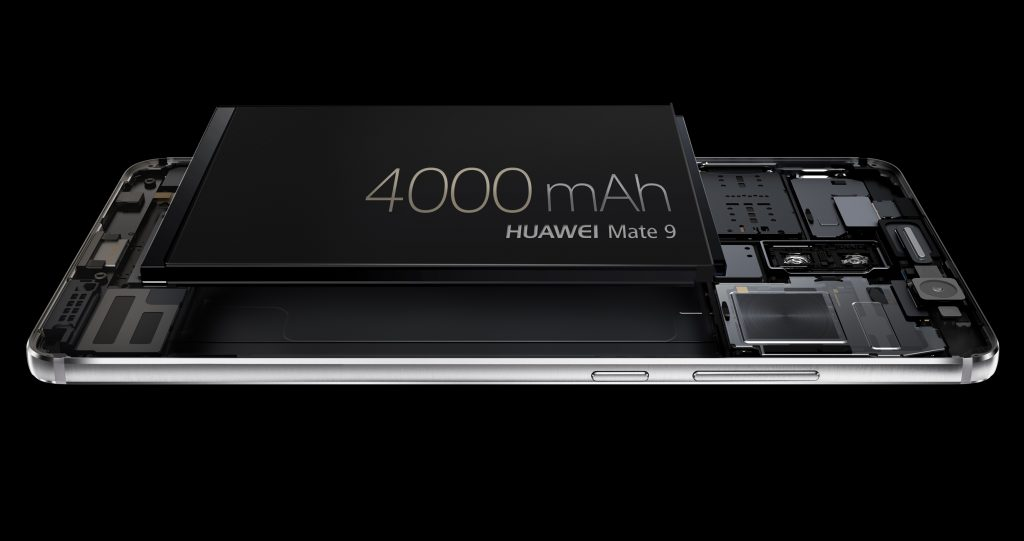 Huawei Mate 9_Battery