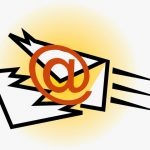 @ symbol exploding out of envelope --- Image by © Images.com/Corbis