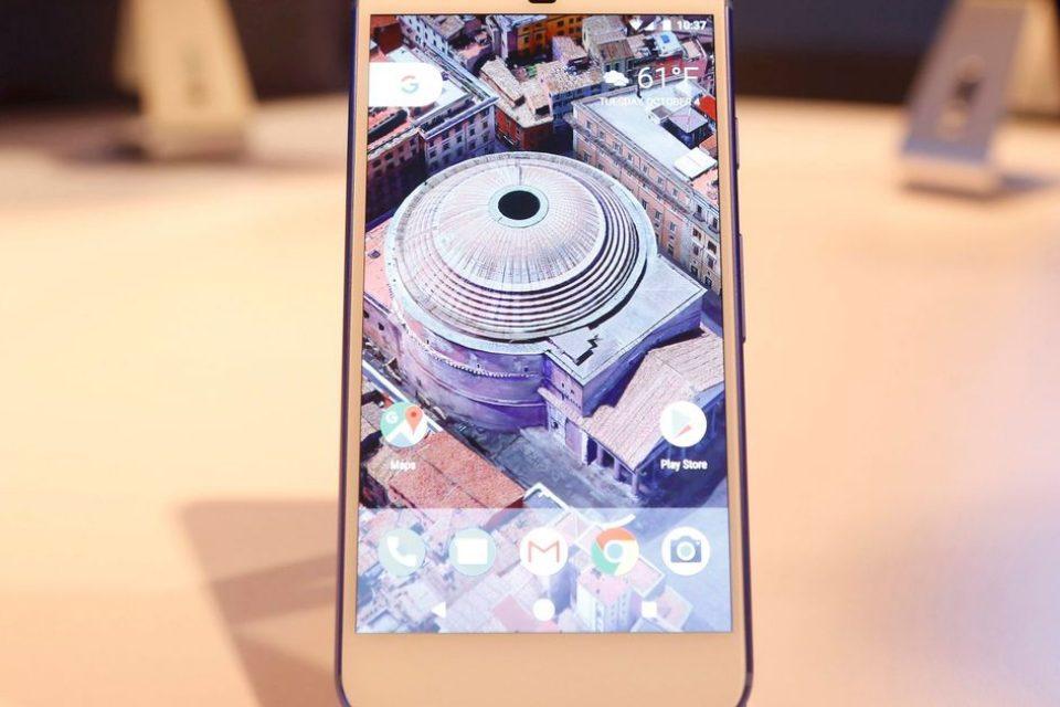 Pixel 2 XL на Google ще има любопитна нова функция