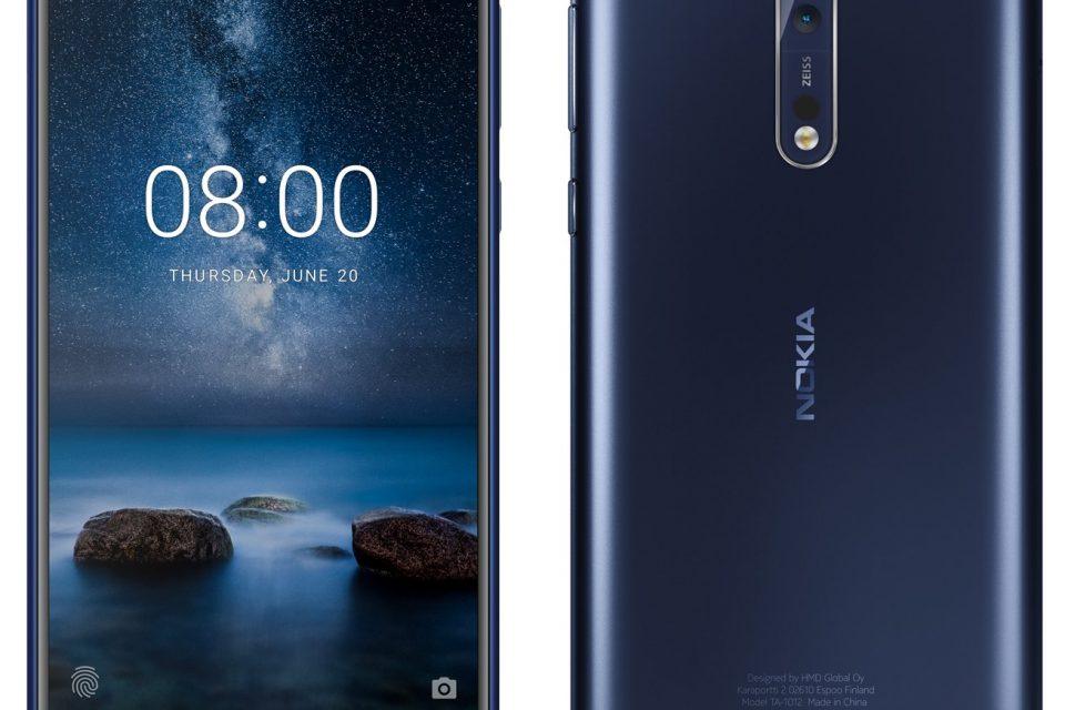 Появиха се първите снимки на новата Nokia 8