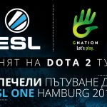 ESL_Gnation DOTA 2