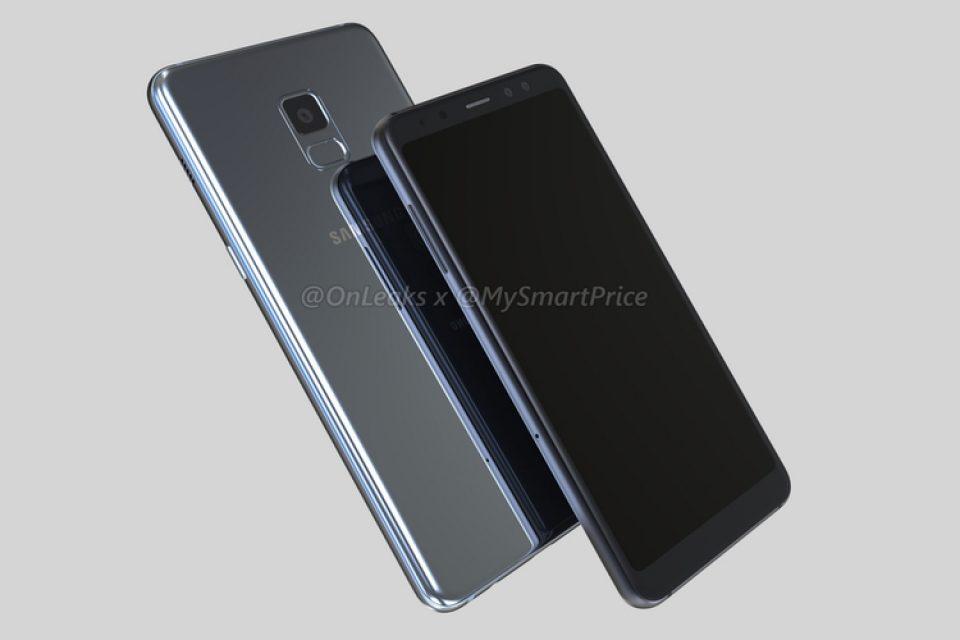 Galaxy A5 и A7 2018 ще имат двойна предна камера и иновативен дизайн