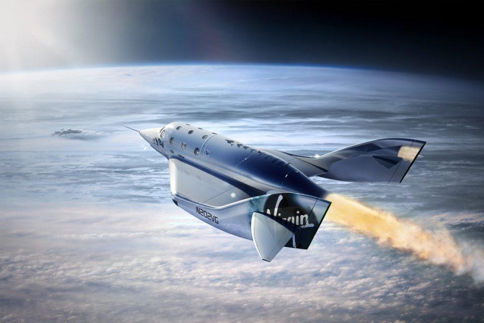 Boeing инвестира 20 млн. долара във Virgin Galactic