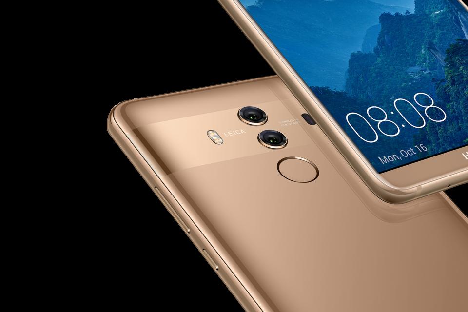 Предварителните заявки за Huawei Mate 10 Pro започнаха