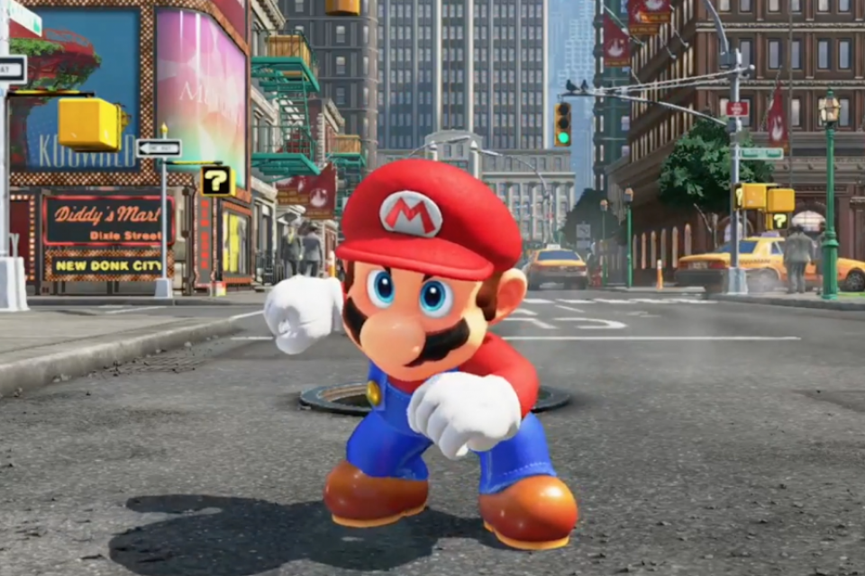 За три дни: Продадоха 2 милиона копия от Super Mario Odyssey