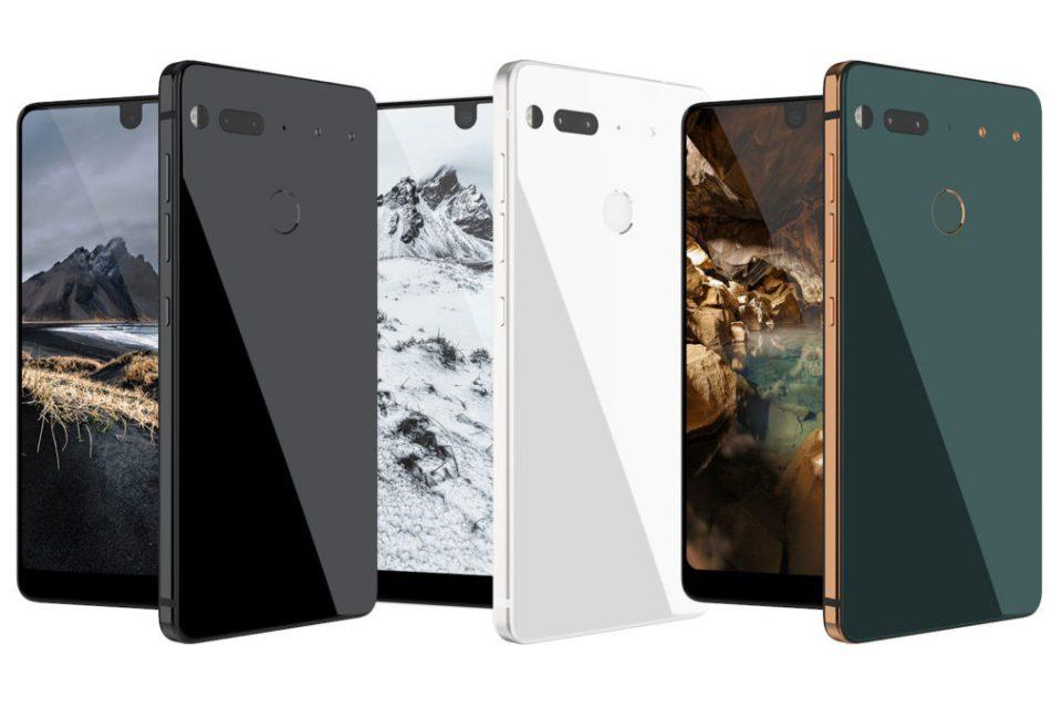Essential Phone не се радва на голяма популярност