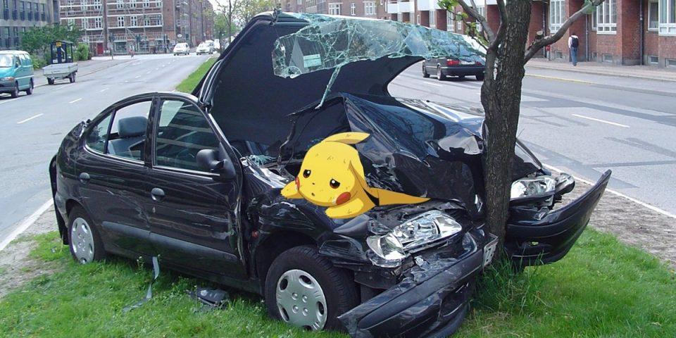 Играта Pokemon GO виновна за хиляди катастрофи в САЩ