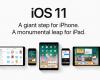 iOS 11 вече е инсталирана на 59% от активните устройства