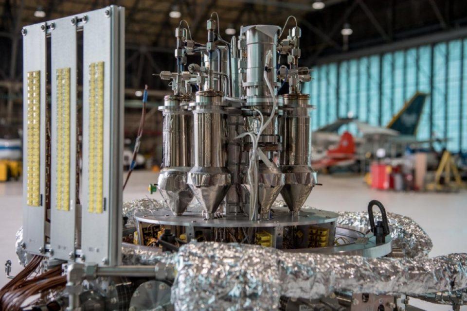 Тестват компактен ядрен реактор за Марс
