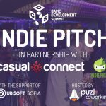 Game Dev Summit Indie pitch