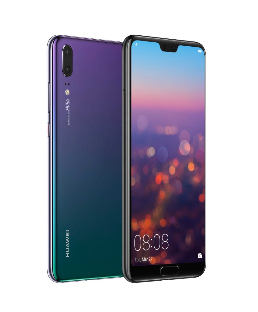 HUAWEI-P20-Twilight-Front-and-Back