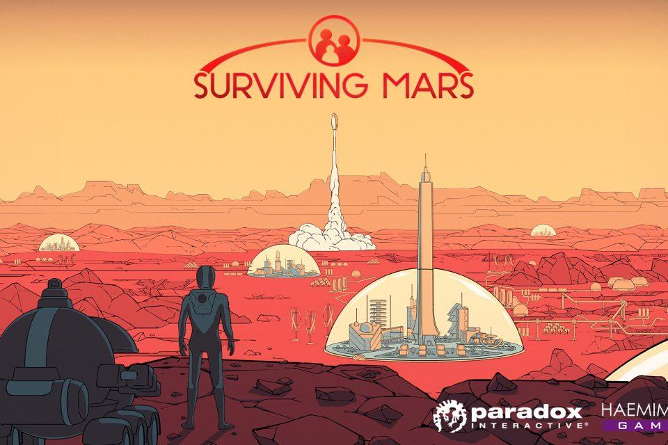 """Българското студио Haemimont Games предизвиква играчите да създадат първата човешка колония на Червената планета в играта """"Surviving Mars"""""""
