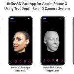 Bellus3D-iPhone-X