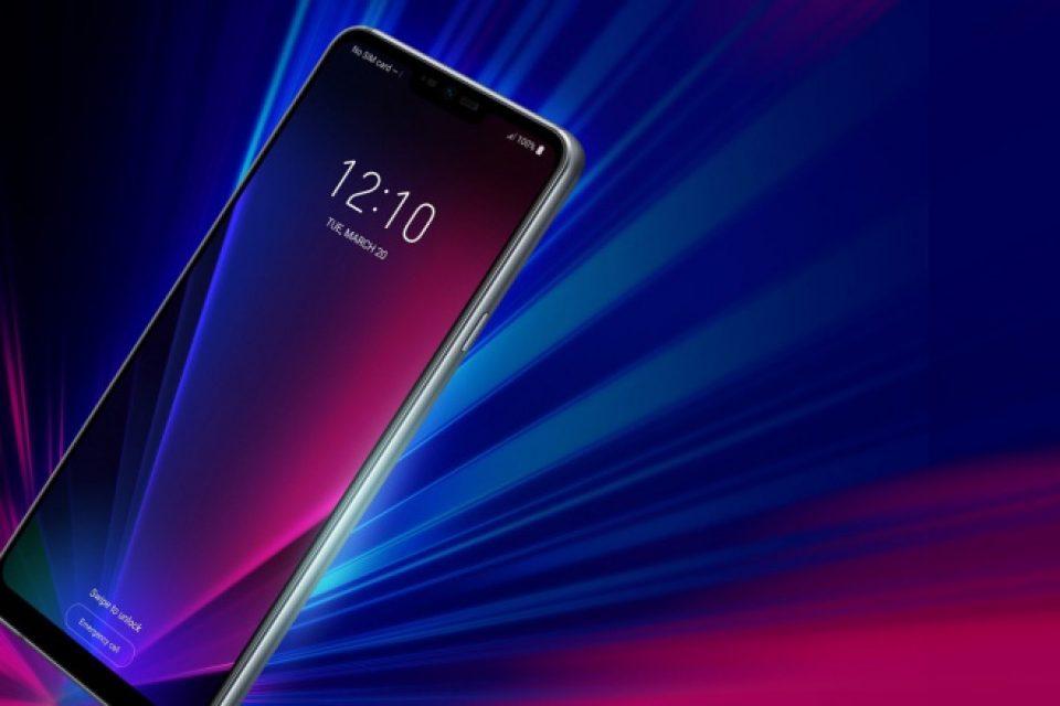 Нов рендер на LG G7 ThinQ се опитва да отклони вниманието от изрязания му екран в стил iPhone X